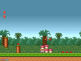 Mario Game Engine