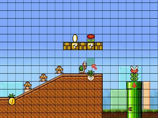 Super Mario Bros  Level Master - Mario Fan Games Galaxy Wiki