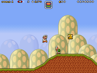 Super Mario Bros : Bowser's Terror - Mario Fan Games Galaxy Wiki